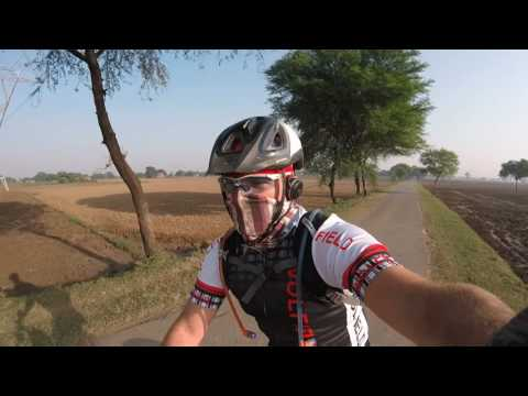 Ride India: Chunar Fort (Solo)