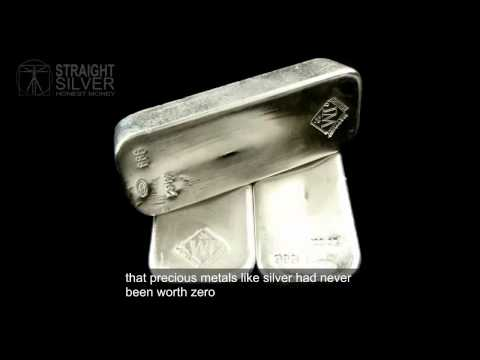Silver Bullion Bars: Investing Explained