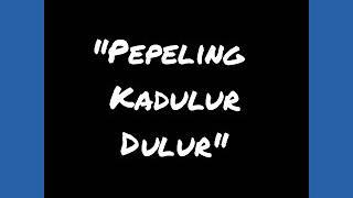 Gambar cover Syairan Pepeling1