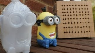 Vacuum forming a MINION