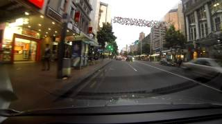 Queen Street Auckland New Zealand 2.7K UHD