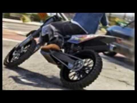NSP, Les motos et vélos de Gta 5!!!