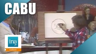 Cabu donne un cours de dessin à Pierre Tchernia   Archive INA