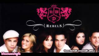 ▶RBD - Rebelds (Bonus Tracks) [Full Album!] 2OO6◀