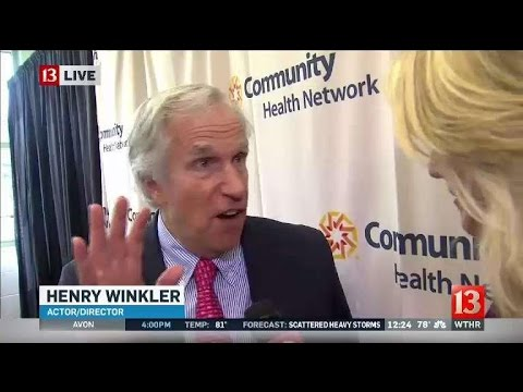 Henry Winkler at A Fair to Remember