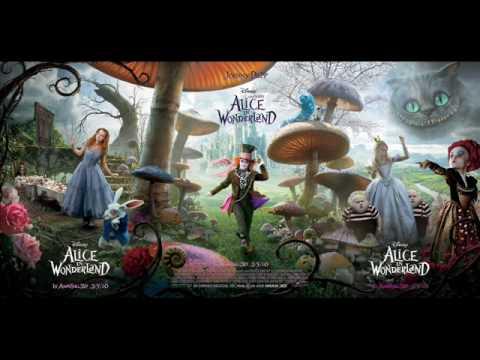 Alice's Theme Danny Elfman Alice in Wonderland
