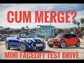 CUM MERGE? // Am testat noul MINI hatchback și cabrio facelift // AutoBlog.MD