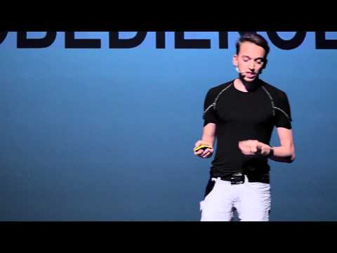 Learning is for life: Federico Pistono at TEDxTaipei 2013
