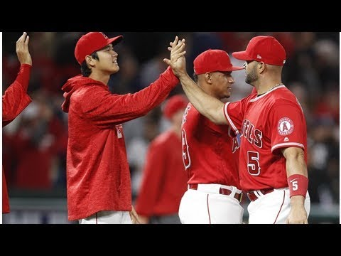 Andrew Heaney strikes out 10; Angels pull even with the Astros