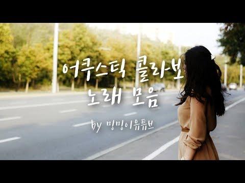 어쿠스틱콜라보 노래 모음