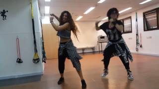 Zumba® fitness class with Dorit Shekef - Yo voy pa' encima by Luis Enrique