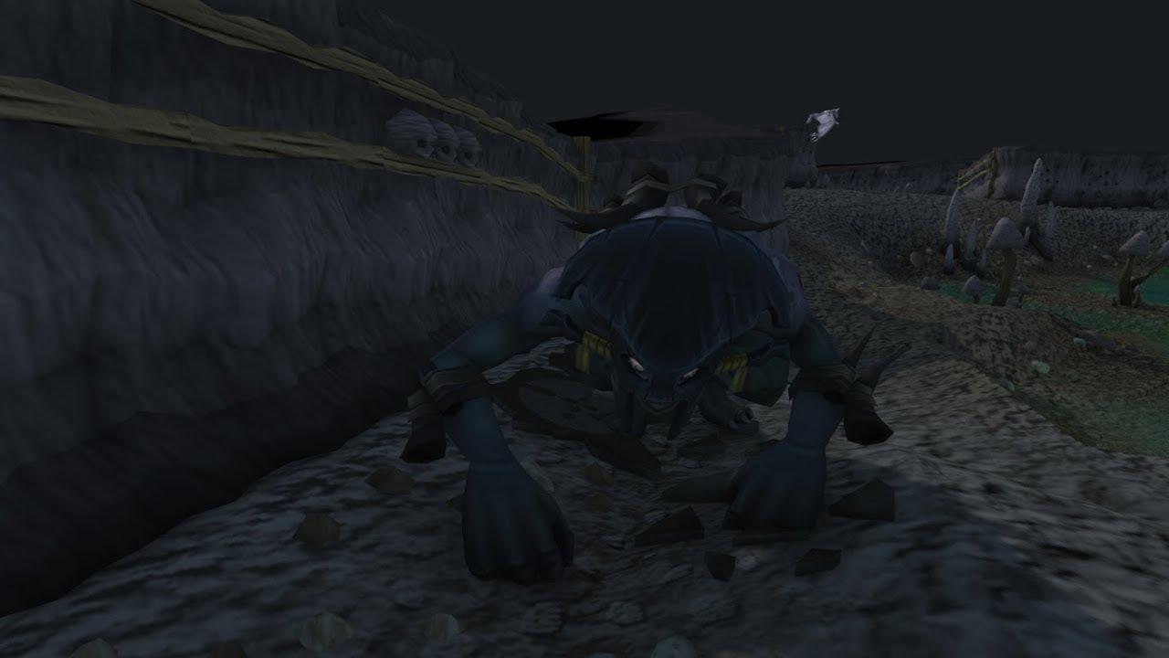 rsn jesper unspeakable horror rs3 cave horror update - YouTube