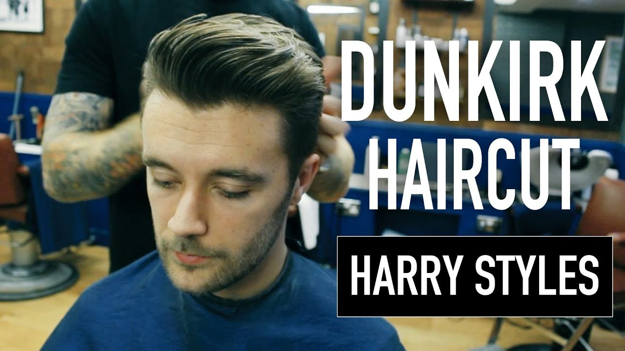 harry styles cut hair harry styles dunkirk haircut 1930 40 s back 1106