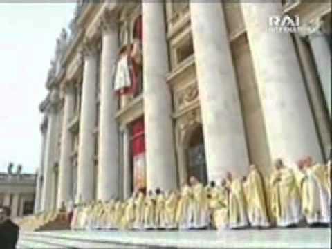 Lễ Đăng quang của Đức Giáo Hoàng Benedicto XVI Phim      Thánh Ca Việt Nam