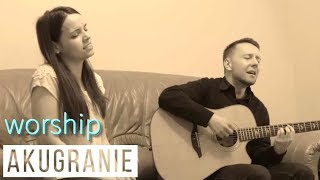 I Am Not Alone - Kari Jobe (Joanna Pieszko & Bartosz Kieliś acoustic worship cover)