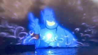 FULL SHOW Updated Fantasmic!  first night back at Disneyland 2017