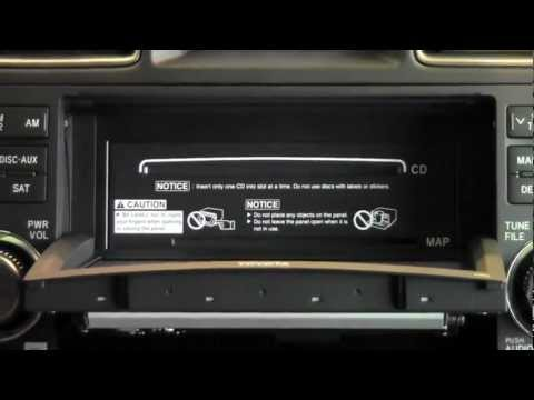 2012 | Toyota | Highlander | Multi CD Changer | How To By Toyota City Minneapolis MN