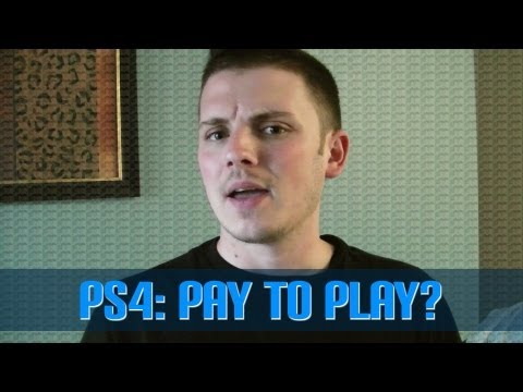 PS4 Online: Pay to Play?