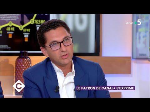 Droits TV de Ligue 1 : la réponse du patron de Canal+ - C à Vous - 30/05/2018