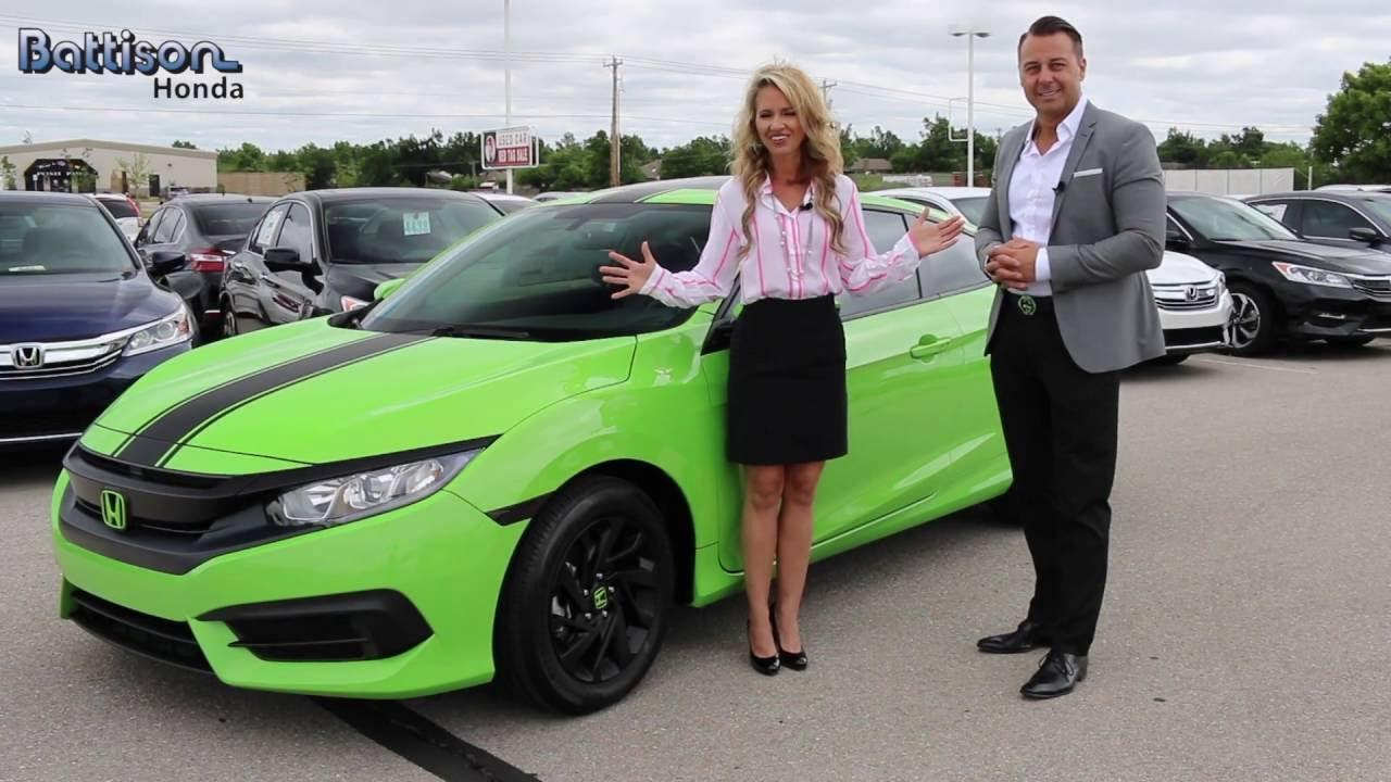 Customized 2016 Honda Civic Customer Review Okc At Battison Honda
