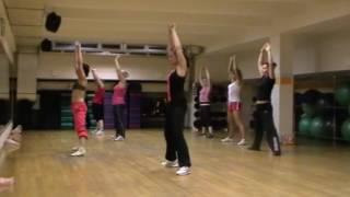 Aerobics/ Степ- аэробика- модификация урока. Семинар Марины Шешуковой.