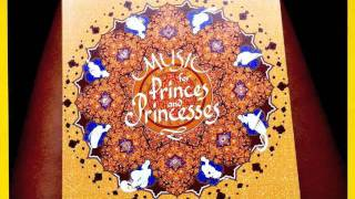 Music of PERSIA and INDIA ( Badila Ensemble ) CD Princes and Princesses