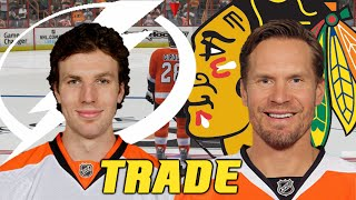 NHL Trade: Timonen - 2nd 2015, 4th 2016 / Coburn - Gudas, 1st 2015, 3rd 2015