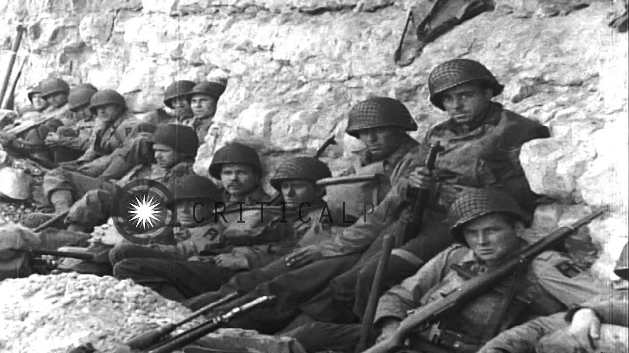 A Marine of the 1st Marine Division Okinawa 1945 World War 2 WWII 8 x 12 Photo
