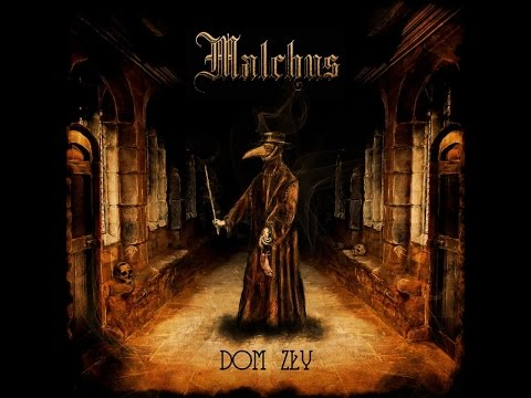 MALCHUS - THE EVIL HOUSE [Official] (Christian Metal)