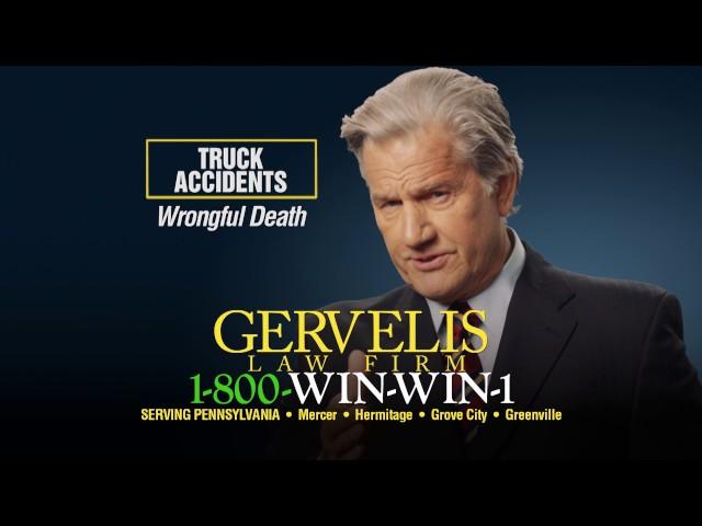 Truck Accident Attorney Ohio - Gervelis Law Firm