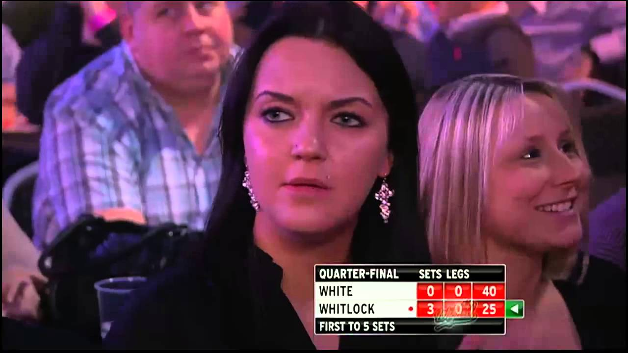 ian white darts daughter