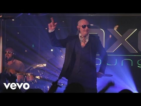 Pitbull - DJ Got Us Fallin' In Love (Live at AXE Lounge)