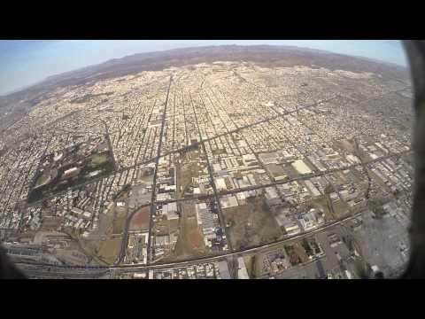High Altitude Balloon XNAO-14 Space Probe ITESM Chihuahua Part 1