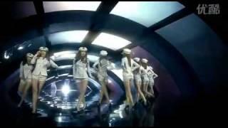 【新PV】 2010話題総なめ・少女時代   Genie 【3D versionらしい・・】