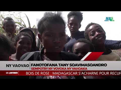 VAOVAO MBS ALAROBIA 21 AOGOSITRA 2019