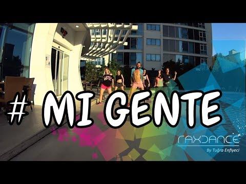 Mi Gente - J Balwin ft. Willy William | Tuğra Enfiyeci | Raxdance ®