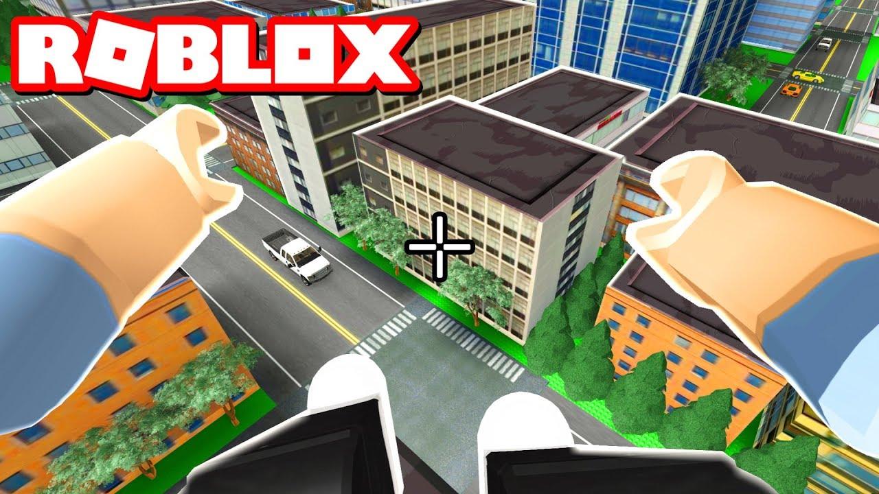 ROBLOX CITY PARKOUR