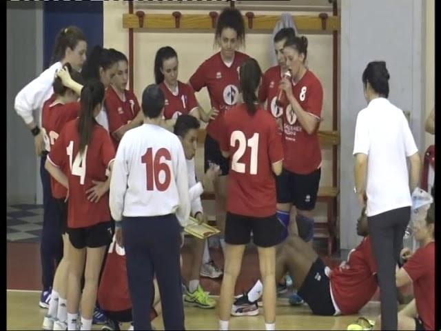 Serie A1F [Semifinale G1]: Casalgrande - Salerno 20-29