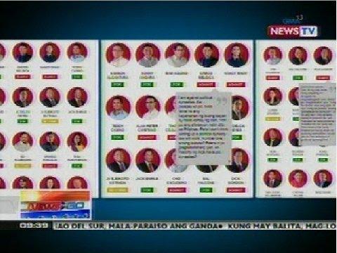 NTG: GMA News Online isyu matrix
