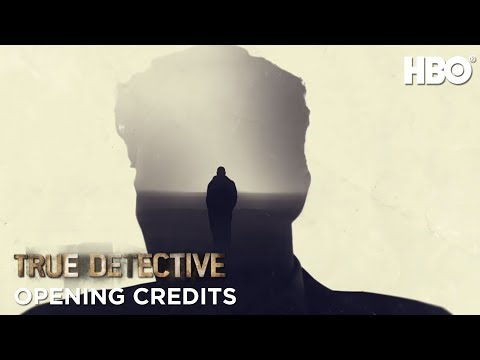 True Detective Season 1 Opening Credits | HBO