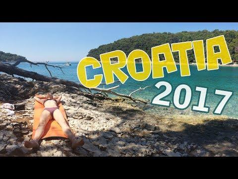 Vetrovs in Croatia, Slovenia 2017 - Krk island, Cres island, Pula, Soča river