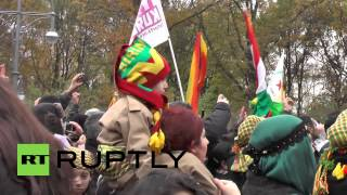 Germany: End the PKK ban, demand thousands of Kurdish protesters