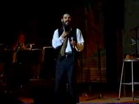 Avraham Fried at the Hebron concert 2001 Part 9
