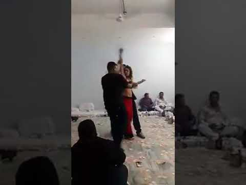 Indian politician vulgar private party dance with Girl