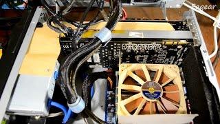 Рассказ о моём компьютере и доработка охлаждения