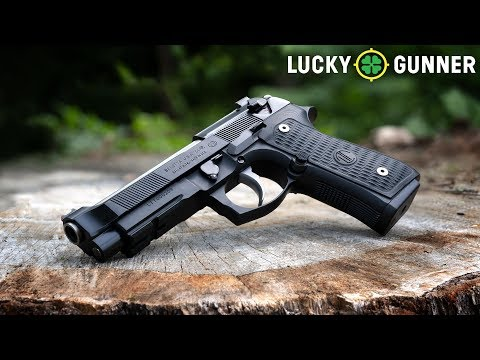 A Completely Biased and Unfair Review of the Beretta 92 Elite LTT