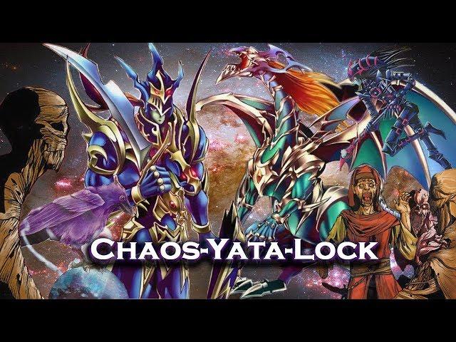 Yu-Gi-Oh! Retro Duel #37 Chaos Yata Lock (2004) - YGOPRO Duels