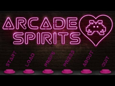 Let's Play Arcade Spirits! Level 1, Part 1:  Game Over?? |