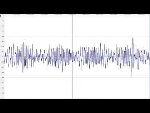 LIGO GW150914 Black Hole Merger event sounds