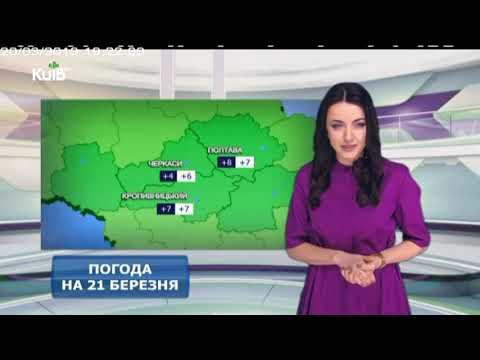 Телеканал Київ: Погода на 21.03.19